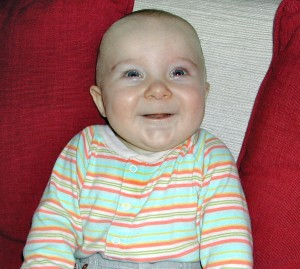 Ian 4 month old